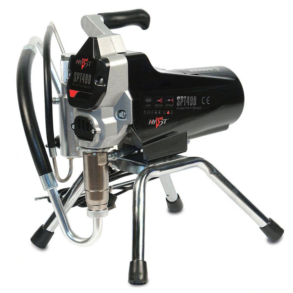 HYVST SPT 490 Поршневой окрасочный аппарат с электроприводом