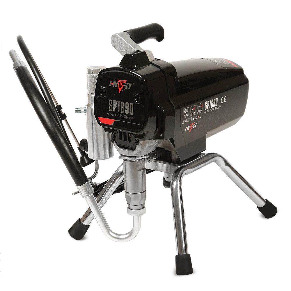 HYVST SPT 690 Поршневой окрасочный аппарат с электроприводом